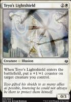 War of the Spark Foil: Teyo's Lightshield