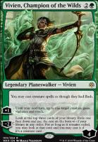 War of the Spark: Vivien, Champion of the Wilds