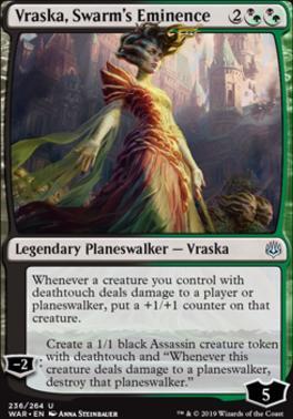 War of the Spark: Vraska, Swarm's Eminence