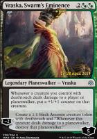 Promotional: Vraska, Swarm's Eminence (Prerelease Foil)