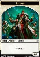 War of the Spark: Soldier Token