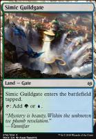 War of the Spark: Simic Guildgate (Planeswalker Deck)