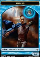 War of the Spark: Wizard Token