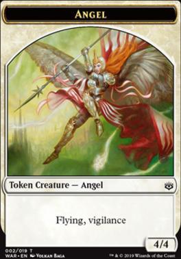 War of the Spark: Angel Token
