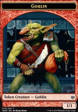 War of the Spark: Goblin Token