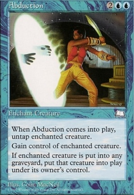 Weatherlight: Abduction