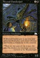 Weatherlight: Abyssal Gatekeeper