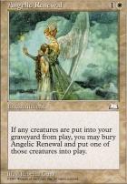 Weatherlight: Angelic Renewal