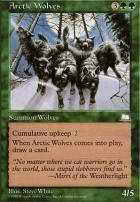 Weatherlight: Arctic Wolves