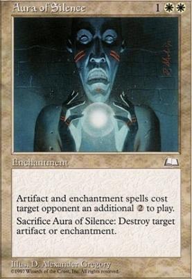 Weatherlight: Aura of Silence