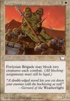 Weatherlight: Foriysian Brigade