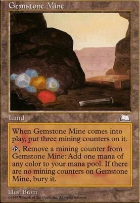 Weatherlight: Gemstone Mine