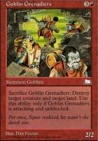 Weatherlight: Goblin Grenadiers