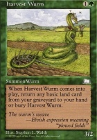 Weatherlight: Harvest Wurm