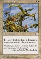 Weatherlight: Heavy Ballista
