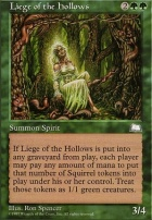 Weatherlight: Liege of the Hollows
