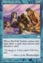 Weatherlight: Merfolk Traders