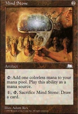 Weatherlight: Mind Stone