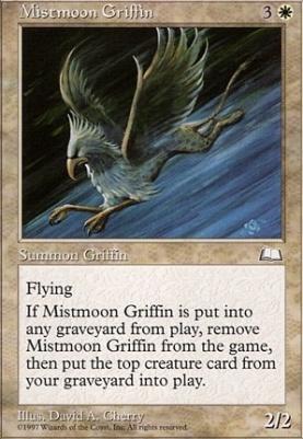 Weatherlight: Mistmoon Griffin