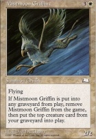 Weatherlight: Mistmoon Griffin