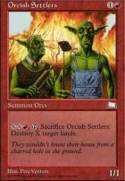 Weatherlight: Orcish Settlers