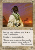 Weatherlight: Peacekeeper