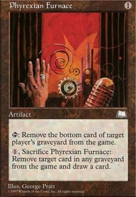 Weatherlight: Phyrexian Furnace