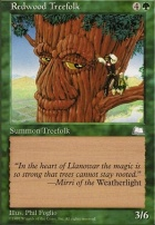 Weatherlight: Redwood Treefolk