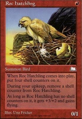 Weatherlight: Roc Hatchling