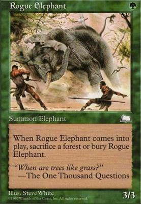 Weatherlight: Rogue Elephant