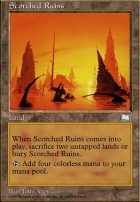 Weatherlight: Scorched Ruins
