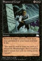 Weatherlight: Shattered Crypt