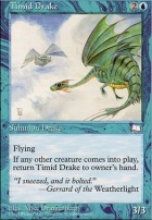 Weatherlight: Timid Drake