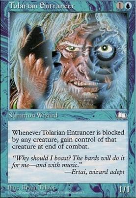 Weatherlight: Tolarian Entrancer