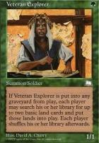 Weatherlight: Veteran Explorer