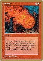 World Championships: Fireball (New York City 1996 (Mark Justice) - Not Tournament Legal)