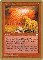 World Championships: Firestorm (Seattle 1998 (Brian Selden) - Not Tournament Legal)