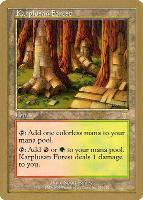 World Championships: Karplusan Forest (Sydney 2002 (Sim Han How) - Not Tournament Legal)