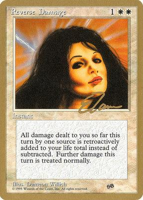 World Championships: Reverse Damage (New York City 1996 (Eric Tam - Sideboard) - Not Tournament Legal)