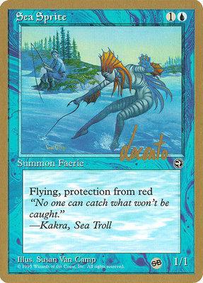 World Championships: Sea Sprite (New York City 1996 (Michael Loconto - Sideboard) - Not Tournament Legal)