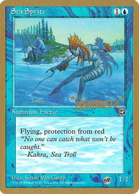 World Championships: Sea Sprite (New York City 1996 (Shawn Regnier - Sideboard) - Not Tournament Legal)