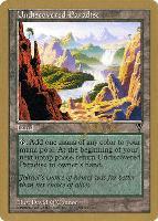 World Championships: Undiscovered Paradise (Seattle 1997 (Jakub Slemr) - Not Tournament Legal)