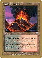 World Championships: Urborg Volcano (Toronto 2001 (Antoine Ruel) - Not Tournament Legal)