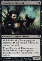Worldwake Foil: Bloodhusk Ritualist