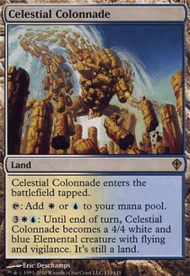 Worldwake: Celestial Colonnade