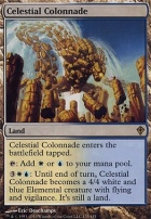 Worldwake Foil: Celestial Colonnade