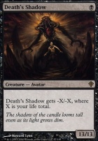 Worldwake Foil: Death's Shadow