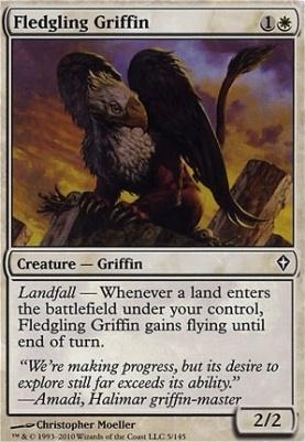 Worldwake: Fledgling Griffin