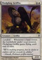 Worldwake Foil: Fledgling Griffin