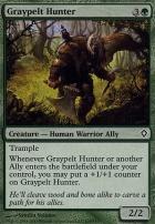 Worldwake Foil: Graypelt Hunter